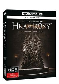 Hra o trůny 1. série 4Blu-ray (UHD)