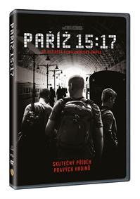 Paříž 15:17 DVD