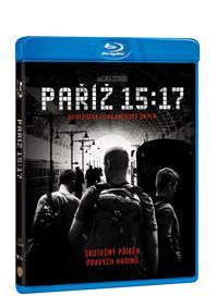 Paříž 15:17 Blu-ray