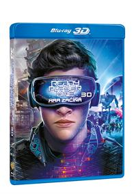 Ready Player One: Hra začíná 2Blu-ray (3D+2D)