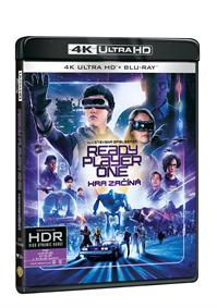 Ready Player One: Hra začíná 2Blu-ray (UHD+Blu-ray)
