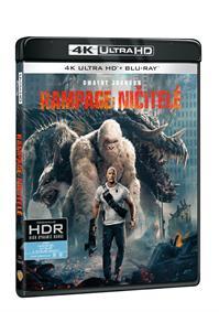 Rampage: Ničitelé 2Blu-ray (UHD+Blu-ray)