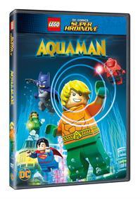 Lego DC Super hrdinové: Aquaman DVD