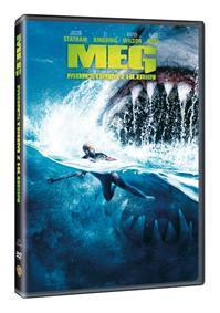 Meg: Monstrum z hlubin DVD