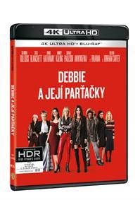 Debbie a její parťačky 2Blu-ray (UHD+Blu-ray)