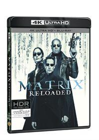 Matrix Reloaded 3Blu-ray (UHD+Blu-ray+bonus disk)