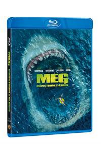 Meg: Monstrum z hlubin Blu-ray