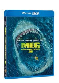 Meg: Monstrum z hlubin 2BD (3D+2D)