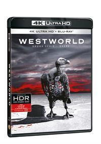 Westworld 2. série 3Blu-ray (UHD)