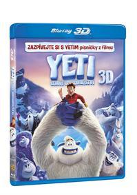 Yeti: Ledové dobrodružství 2BD (3D+2D)