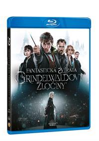 Fantastická zvířata: Grindelwaldovy zločiny Blu-ray