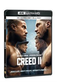Creed II 2Blu-ray (UHD+Blu-ray)