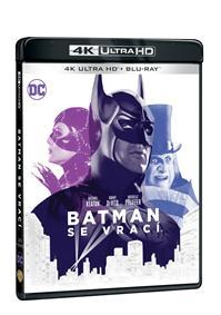 Batman se vrací 2Blu-ray (UHD+Blu-ray)