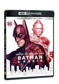 Batman a Robin 2Blu-ray (UHD+Blu-ray)