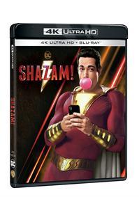 Shazam! 2Blu-ray (UHD+Blu-ray)