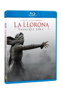 La Llorona: Prokletá žena BD