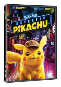 Pokémon: Detektiv Pikachu DVD