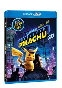 Pokémon: Detektiv Pikachu 2BD (3D+2D)