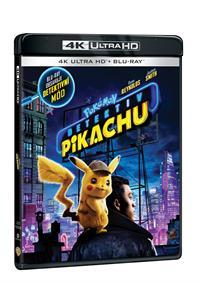 Pokémon: Detektiv Pikachu 2Blu-ray (UHD+Blu-ray)