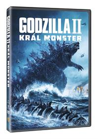 Godzilla II Král monster DVD