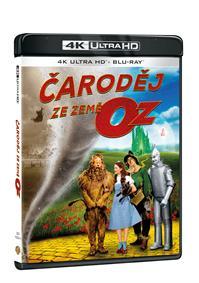 Čaroděj ze země Oz 2Blu-ray (UHD+Blu-ray)