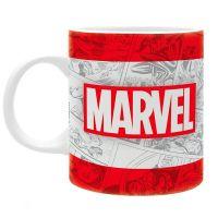 Hrnek Marvel - Logo Classic 320 ml