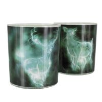 Sklenice Harry Potter - Patronus set 2 ks 300 ml