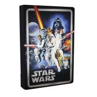 Světelný obraz Star Wars 20 x 30 cm