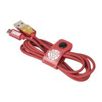 Micro USB kabel Iron Man 120 cm