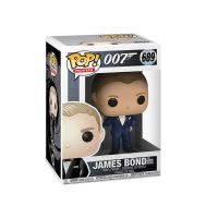 Funko POP! James Bond S2 - Daniel Craig (Casino Royale)