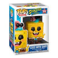 Funko POP! Animation: SpongeBob SquarePants with Gary