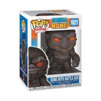 Funko POP! Movies: Godzilla Vs Kong - Kong w/Battle Axe