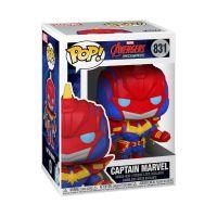 Funko POP! Marvel: Marvel Mech - Cap. Marvel